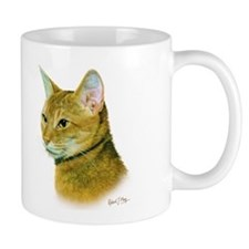 Abyssinian Cat Mug