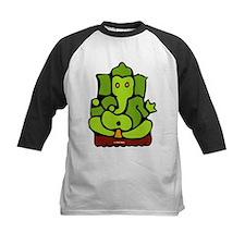 Green Ganesha Tee