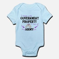 Tamper w Government Property A Wife Infant Bodysui