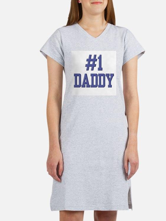 #1 Daddy Ash Grey T-Shirt