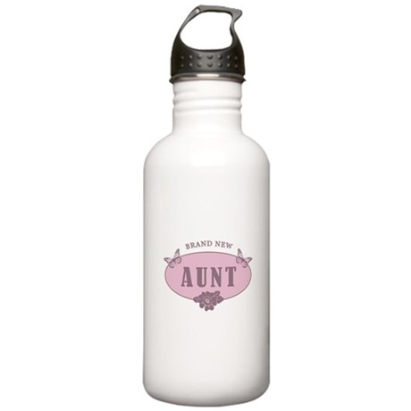 Brand New Aunt Stainless Water Bottle 1.0L