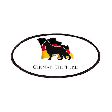 """German"" Shepherd Patches"