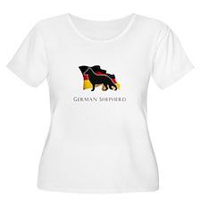 """German"" Shepherd T-Shirt"