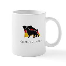 """German"" Shepherd Mug"