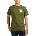 RAC Organic Men's T-Shirt (dark)