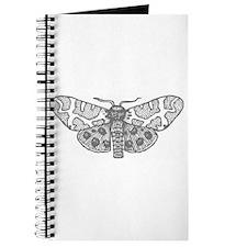 Moonlit Silver Journal