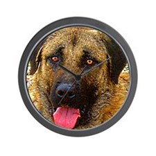 Anatolian Shepherd Dog Wall Clock