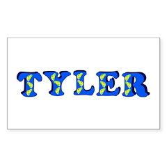 Tyler Decal
