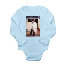 Juan Pablo Arce poster #3 Long Sleeve Infant Bodys