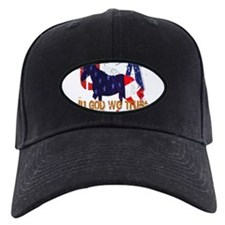 Patriotic Horse Baseball Hat
