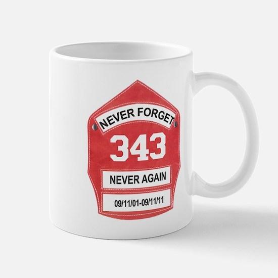 9/11 Tribute Mug