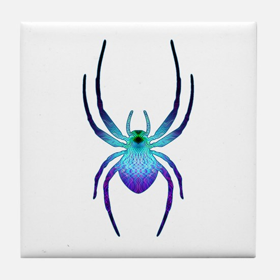 Itsy Bitsy Spider Tile Coaster