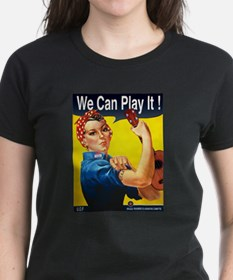 We Can Play It! Tee