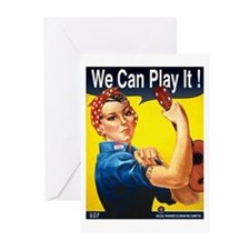 We Can Play It! Greeting Cards (Pk of 20)