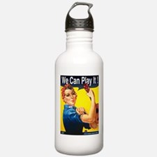 We Can Play It! Water Bottle