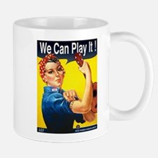 We Can Play It! Mug