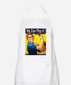 We Can Play It! Apron