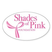 Shades of Pink Foundation Decal