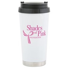 Shades of Pink Foundation Travel Mug