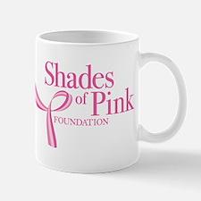 Shades of Pink Foundation Mug