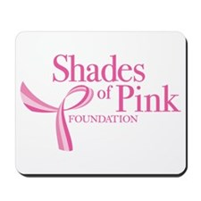 Shades of Pink Foundation Mousepad