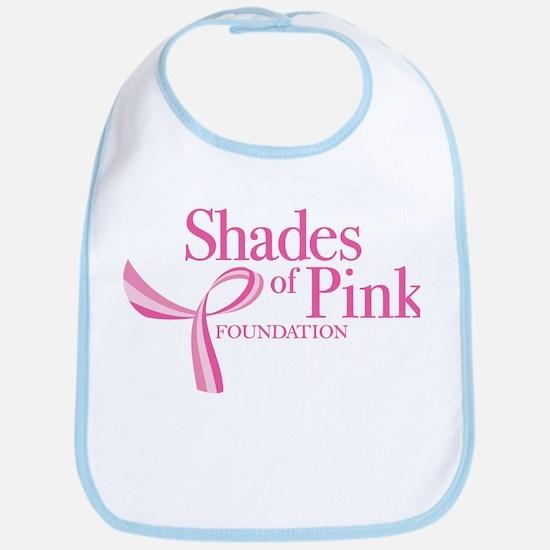 Shades of Pink Foundation Bib