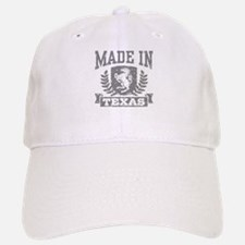 Made In Texas Baseball Baseball Cap