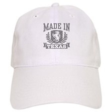 Made In Texas Baseball Cap