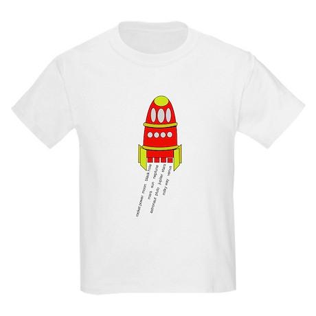Red Rocket Kids Light T-Shirt
