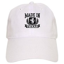 Made In Texas Baseball Cap