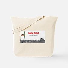 Cute Joplin tornado Tote Bag