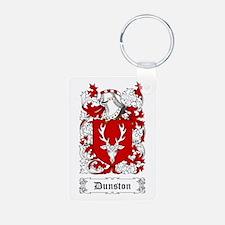 Dunston Aluminum Photo Keychain