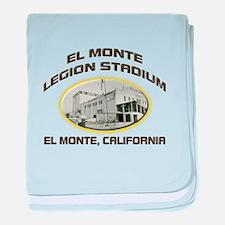 El Monte Legion Stadium baby blanket