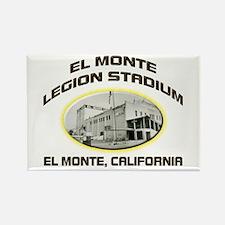 El Monte Legion Stadium Rectangle Magnet