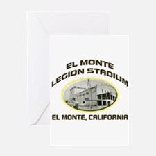 El Monte Legion Stadium Greeting Card