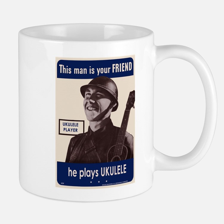 Your Ukulele Friend Mug