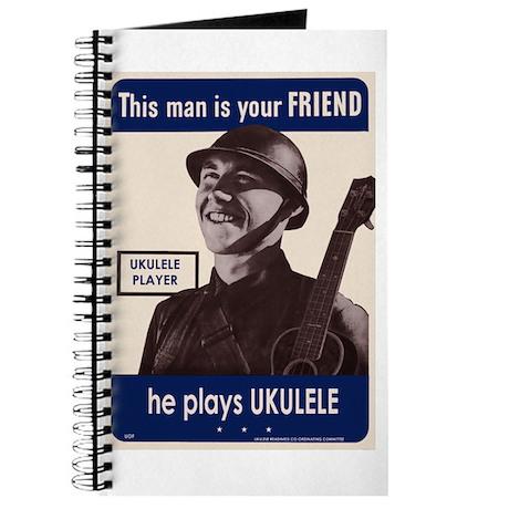 Your Ukulele Friend Journal