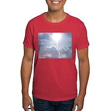 1 Corinthians 13:4 6-7 T-Shirt