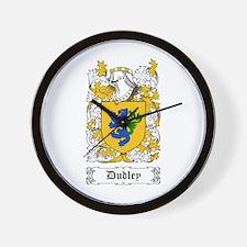 Dudley Wall Clock