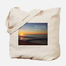 Ephesians 5:25 Tote Bag