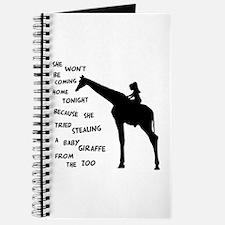 Giraffenapping Journal