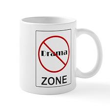 No Drama Zone Mug