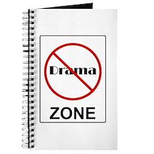 No Drama Zone Journal