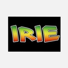 Irie Rectangle Magnet