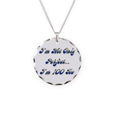 Cute 100th Necklace