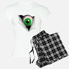 Eyeball Pajamas