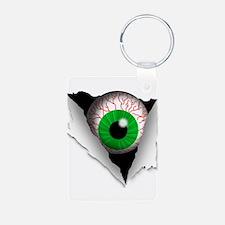 Eyeball Keychains