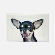 Chihuahua Rectangle Magnet