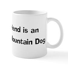 Entlebucher Mountain Dog Small Small Mug