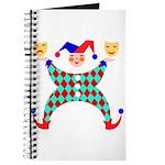 Jester Clown Journal
